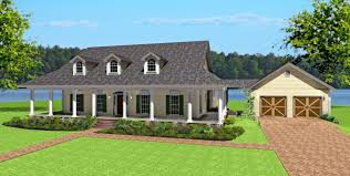 plan 3483vl farmhouse with private master suite house plans