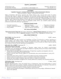Corporate Attorney Resume Sample by