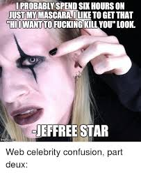 Get The Rimmel Look Meme - 25 best memes about jeffree star jeffree star memes