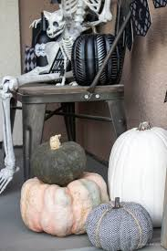 halloween vegetable skeleton halloween porch skeletons bats and spiderwebs hello allison