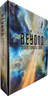 binder photo album digital heroes trek beyond trading card binder album