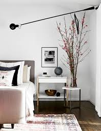 Swing Arm Lights Bedroom The For Statement Swing Arm Sconces Robin M