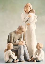 willow tree family figurines luv willows pinterest trees
