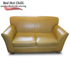 Second Hand Furniture Victoria Point Yellow Leather Sofa Yellow Leather Sofa Royalty Free Stock Photos