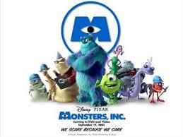 video monsters theme disney wiki fandom powered