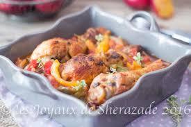 cuisine poulet basquaise poulet basquaise les joyaux de sherazade