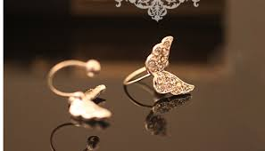 ear cuffs online frog ear cuff silver plating jewelry ear bone copper earrings ear