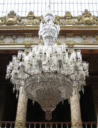 Large Chandeliers Ottoman Palaces Istanbul