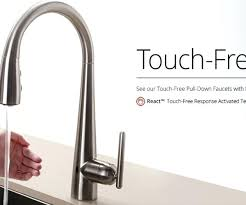 touch kitchen faucet reviews delta touch2o kitchen faucet reviews new fantastic delta touch