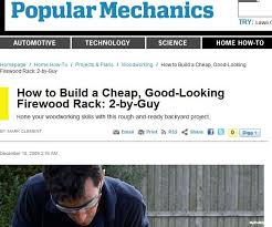 build an inexpensive firewood rack u2013 myfixituplife