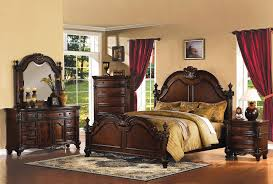 remington panel bedroom set by acme furniture home gallery stores