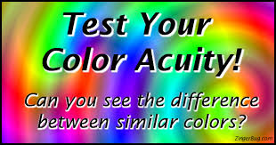 color difference test fun all quizzes quizzes