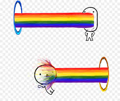 Internet Rainbow Meme - vomiting rage comic rainbow internet meme rainbows png download