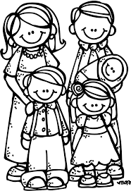 christian family coloring pages