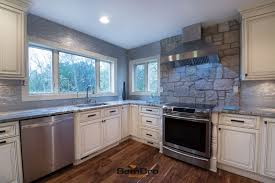 Signature Kitchen Cabinets by Home Remodeling In Columbus Oh Sembro Designs