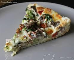 brocolis cuisine tarte aux brocolis chignons et mozzarella la cuisine des p