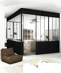 cloison cuisine salon vitre separation cuisine vitre separation cuisine at home with