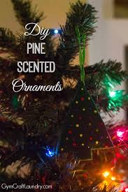 pine scented tree ornaments rainforest islands ferry