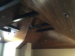 what nailer to use for bead board ceiling finish carpentry