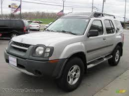 grey nissan xterra 2004 nissan xterra xe 4x4 in silver lightning metallic 607553