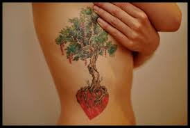 3d family tree tattoos small chest design idea for and
