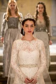 Wedding Dress Cast Cast Of Reign Wedding Dress And Bridal Clothes Seen On Tv