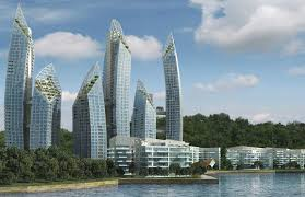 Home Design Magazines Singapore by Daniel Libeskind U0027s Reflections At Keppel Bay Singapore