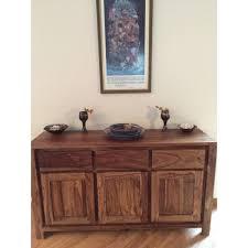 handmade wanderloot urban 3 drawer 3 door sheesham wood sideboard
