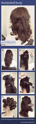 coke blowout hairstyle best 25 big hair rollers ideas on pinterest big hair tutorials