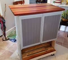 how to kitchen island from cabinets kitchen island from wall cabinet hometalk