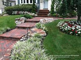Front Yard Gardens Ideas Front Yard Landscape Designs With Before And After Pictures