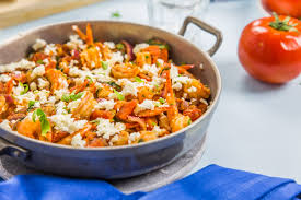 cuisine crevette saganaki de crevettes cuisine moi un mouton
