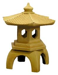 pagoda lantern statue nnordstrand