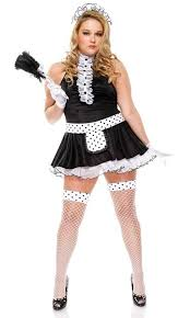 Maid Halloween Costumes Size Halloween Costumes Women