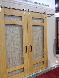 exterior design trustile doors with arch design and concrete wall
