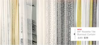 west elm 3 day curtain sale a short window milled