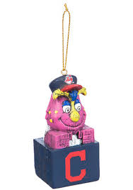 cleveland indians tree ornaments indians ornament