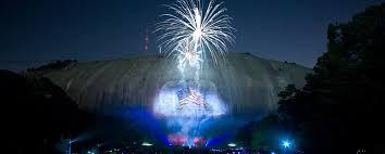 stone mountain laser light show stone mountain park georgia chaotically creative