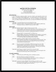 Resident Assistant Job Description Resume by Resume Speech Language Pathology Resume