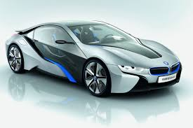 Bmw I8 Laser Headlights - e soft tec bmw i8 concept the most progressive sportscar electro car
