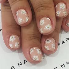 nail ideas for bridesmaids glamour