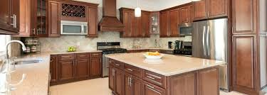 Kitchen With Brown Cabinets Discount Kitchen Cabinets Online Rta Cabinets At Wholesale Prices
