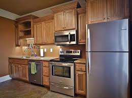 kitchen cabinets house interior design latest cream colored with