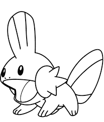 generation pokemon 32 big ears pokemon printable coloring pages