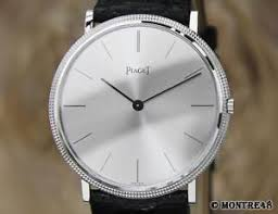 piaget altiplano piaget altiplano 9031 swiss made 18k white gold manual men s