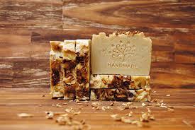 All Natural Flower Food Orange Blossom Soap Natural Flower Soap All Skin Types Soap Face