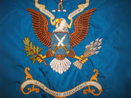 Us Military Flags Nylon Applique Army Battalion Colors Army Flags Military Flags