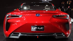 lexus lf lc play station upcoming lexus lc coupe more details auto moto japan bullet