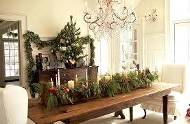 dining table christmas decorations christmas decorations ideas