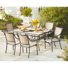 home depot palm desert black friday deals hampton bay andrews 7 piece patio dining set t07f2u0q0017 at the